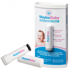 Maybe Baby Saliva Ovulation Testing Kit