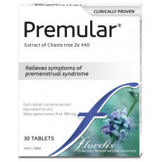 Premular by Flordis 30 Tablets