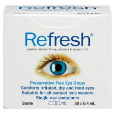 Refresh Eye Drop 0.4ML x 30