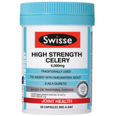 Swisse Ultiboost High Strength Celery 50 Capsules