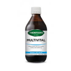 Thompsons Multivital 375mL Oral Liquid