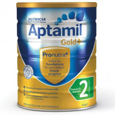 Aptamil Gold + 2 Follow-On Formula 900g