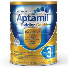 Aptamil Gold + 3 Toddler Formula 900g