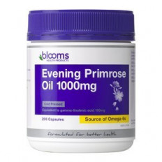 Blooms Evening Primrose Oil 200Caps