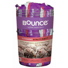 Bounce Superberry Vitality Burst Balls 40x40g