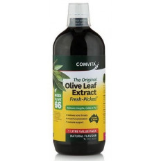 Comvita Olive Leaf Extract Natural Flavour 1 Litre