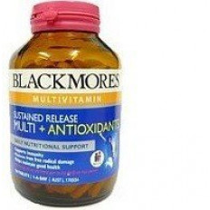 Blackmores Sustained Release MULTI + ANTIOXIDANTS 180TABS