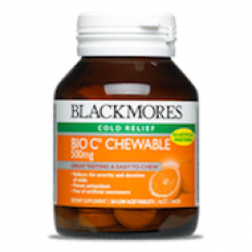 Blackmores Bio C Chewable 50 Tabs
