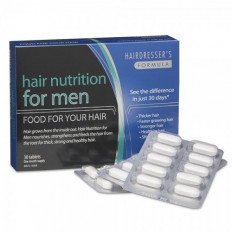 Hairdresser's Formula Hair Nutrition For Men Tab X 30