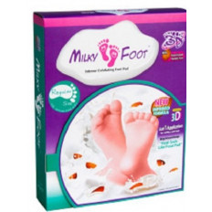 Milky Foot Exfoliating Foot Pad