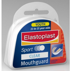 Elastoplast Sport Mouthguard Youth Clear