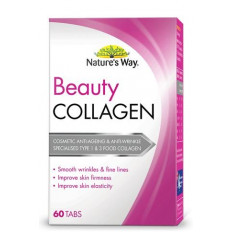 Nature's Way Beauty Collagen 60 Tablets