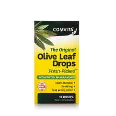 Comvita Olive Leaf Extract Drops x12