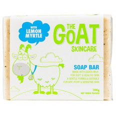 The Goat Soap with Lemon Myrtle