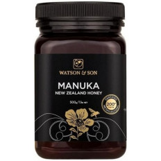 Watson & Son Manuka New Zealand Honey MGO 200+ 500G