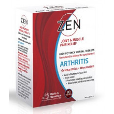 Zen Joint and Muscle Pain Relief 30 Tablets