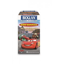 Bioglan Multivitamin For Boys 60 Pastilles Gummies