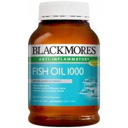 Blackmores Fish Oil 1000 Caps x400