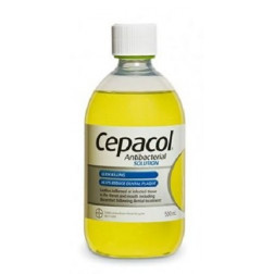 Cepacol Solution 500Ml