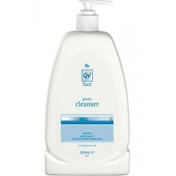 Ego Qv Face Cleanser Gentle 500Ml