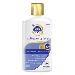 Ego Sunsense Anti-Ageing Face SPF 50+ 100mL