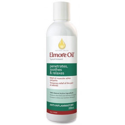 Elmore Oil Topical Liniment 250mL