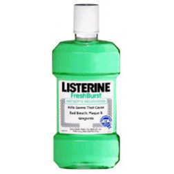Listerine Fr/Burst 250Ml
