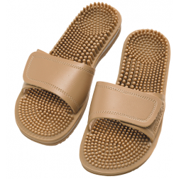 Maseur Invigorating Massage Sandal Beige