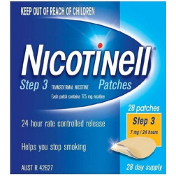 NICOTINELL 7 MG PATCHES X7