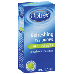 Optrex Refreshing Eye Drops 10M