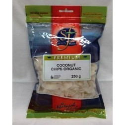 Select Foods Organic Coconut Chips 250G