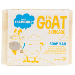 The Goat Soap Chamomile 100g