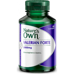 Nature's Own Valerian Forte 2000 X30Tabs